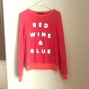 Red Wine & Blue Wildfox